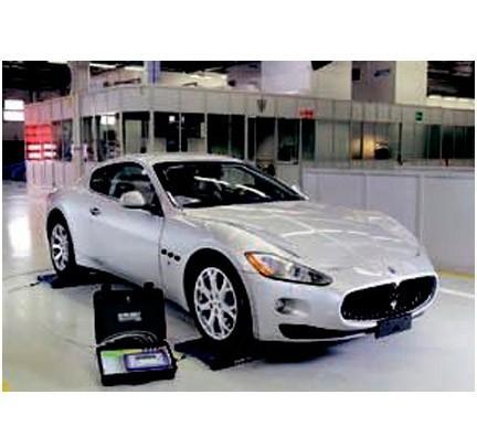 Sistema di Pesatura TPS - PER AUTOVETTURE, GO KART e MOTO