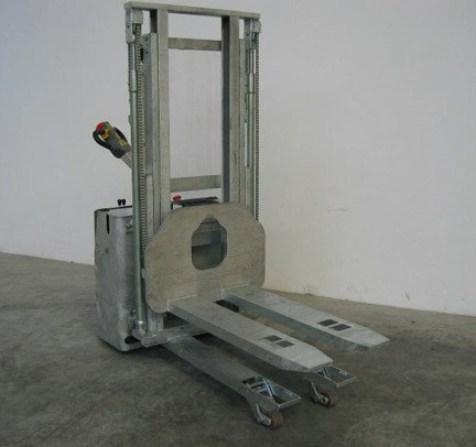 Sollevatore elettrico Inox